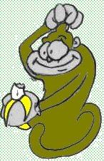猿 saru MONKEY