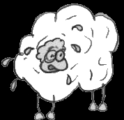 羊 hitsuji SHEEP